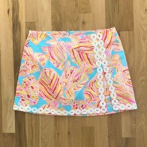 NWT Lilly Pulitzer Lenore Skort